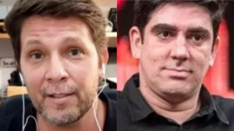 Adnet processa Frias, secretário de Cultura, por se sentir ofendido com críticas na internet