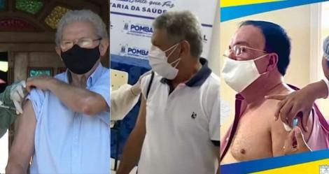 """""""Velhacos. Merecem um lockdown na cadeia"""", detona Augusto Nunes, sobre empresários e políticos que furaram fila (veja o vídeo)"""