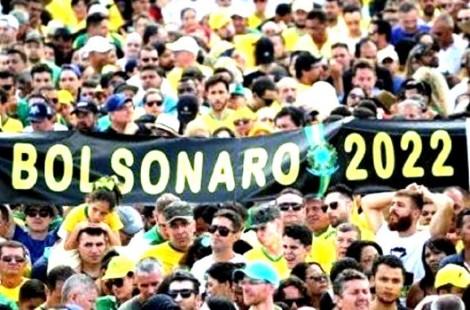 """Um novo """"plano"""" em andamento (?): Impedir Bolsonaro de disputar a reeleição..."""