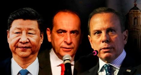 AO VIVO: Doria e Lula juntos contra Bolsonaro / Kassio Nunes, do STF, intima Kalil / Giro pelo mundo (veja o vídeo)