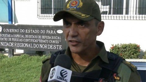 Vergonha: Coronel da PM do Pará oferece favores para líder de facção do Rio para não sofrer atentados na corporação (veja o vídeo)