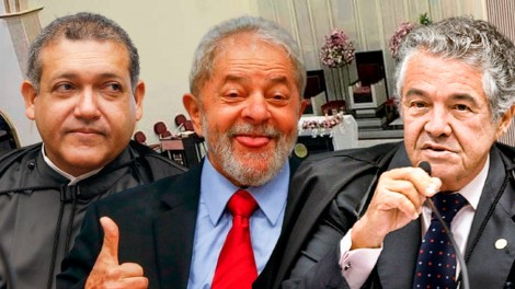AO VIVO: Petistas negociam comida em troca de apoio / Marco Aurélio critica 'assanhamento' de Kassio Nunes (veja o vídeo)