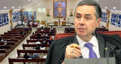 AO VIVO: Religiões sob ataque / Barroso e a CPI da Covid / Entrevista com deputado Sóstenes Cavalcante (veja o vídeo)