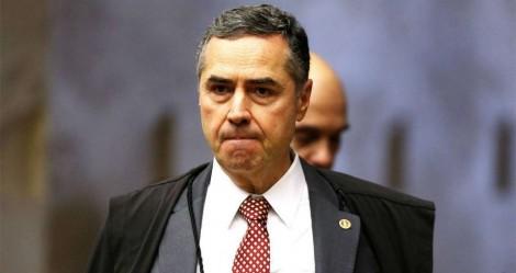 """Senador sobe o tom contra Barroso: """"Hora de darmos, quem sabe, o primeiro impeachment de um ministro do Supremo"""" (veja o vídeo)"""