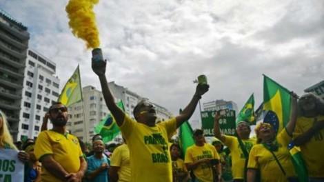 Olho vivo: Estão tramando para tirar o Brasil de você!