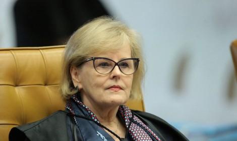 """Com uma """"canetada"""", Rosa Weber é a ministra da vez para invadir a competência do presidente da República"""