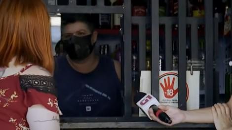 """Globo tripudia pequena comerciante e Weintraub reage indignado: """"Vocês não têm piedade, nem alma, nem coração?"""" (veja o vídeo)"""