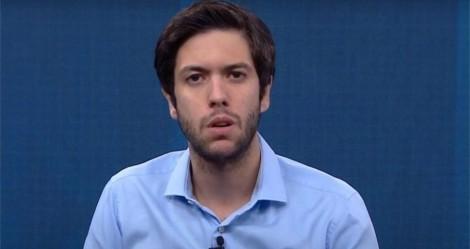 O afastamento de Coppola da CNN Brasil... Seu último comentário foi contra Gilmar e Toffoli (veja o vídeo)