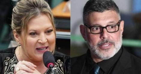"""Joice e Frota se juntam a """"esquerdalha"""" por impeachment de Bolsonaro"""
