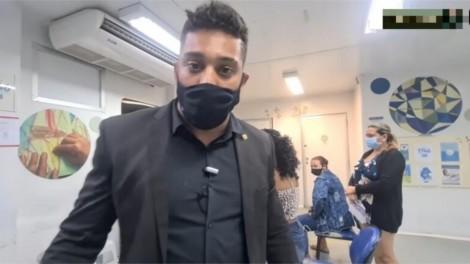 Vereador é investigado por denunciar irregularidades na Saúde do Rio e pode perder mandato (veja o vídeo)