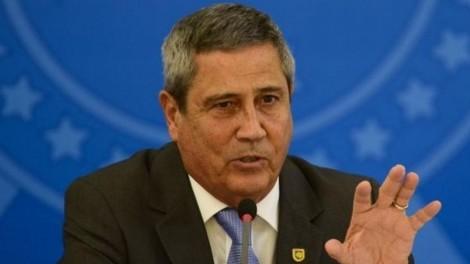 """Braga Netto no Senado sobre militares no governo: """"Vejo a diferença entre competente e incompetente"""""""