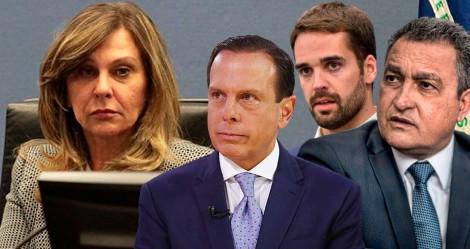 Lindora Araújo deixa os governadores à beira de um ataque de nervos