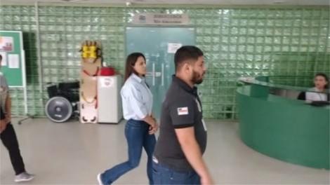 O dia em que a esposa do presidente da CPI da Covid foi presa pela PF (veja o vídeo)