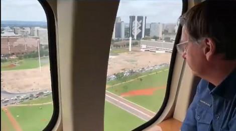 Presidente deve sinalizar o caminho a ser seguido, após mega manifestações (veja o vídeo)