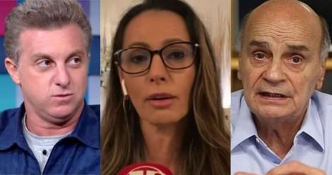 Ana Paula Henkel escancara hipocrisia de Luciano Huck e Drauzio Varella (veja o vídeo)