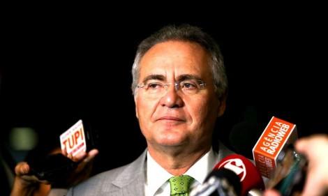 """Flávio diz que Renan é """"vagabundo"""" e Augusto Nunes completa: """"Cafajeste juramentado"""" (veja o vídeo)"""