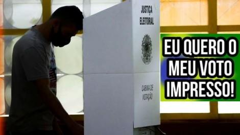 A urna eletrônica e o voto soberano