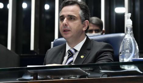 Rodrigo Pacheco - a transição política passa pela covardia