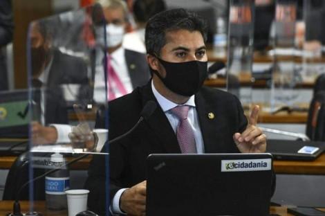 """Senador desmonta e acaba com a """"farsa"""" e o """"teatrinho"""" da CPI da Covid (veja o vídeo)"""