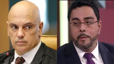 """Moraes anula mais duas ações de Bretas na """"Lava Jato"""" e beneficia Temer"""