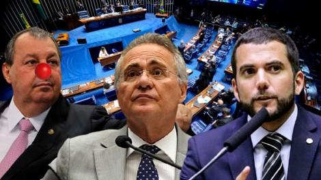 """Deputado Jordy esculacha Renan: """"Seria melhor colocar Fernandinho Beira-Mar para relatar essa CPI"""" (veja o vídeo)"""