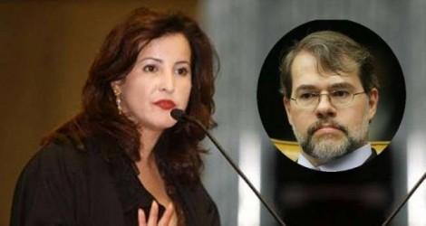 """Vazamento complica a situação de Toffoli e envolve diretamente a esposa do ministro nas """"tratativas"""" denunciadas por Cabral (veja o vídeo)"""