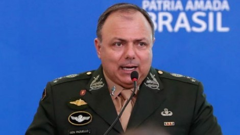 O Exército precisa se posicionar sobre ameaças dirigidas por Randolfe ao general Pazuello