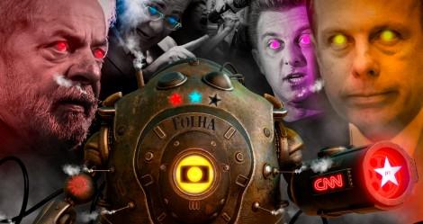 A máquina de ódio