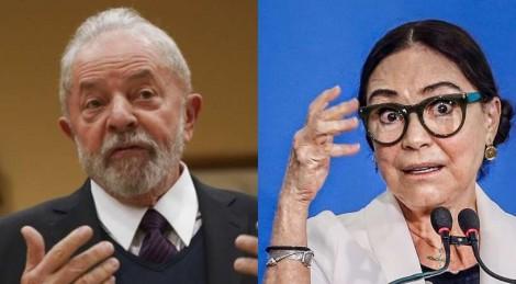 """Em processo contra Regina Duarte, juiz dá verdadeiro """"sabão"""" em Lula e nega danos morais"""