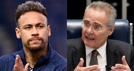 """Atordoado, Renan """"surta"""", apela até para Neymar e quer """"cancelar"""" a Copa América (veja o vídeo)"""