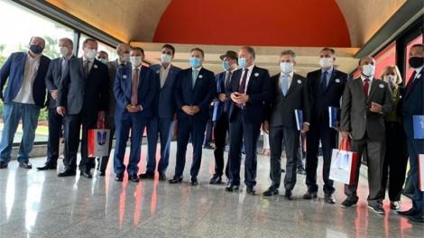 Ministros decidirão em plenário sobre convocação de governadores pela CPI