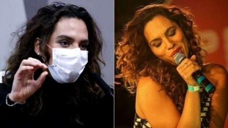 """A desconstrução de Luana Araújo, ex """"Luana Mariano"""", a mulher que """"como médica é uma cantora medíocre"""" (veja o vídeo)"""