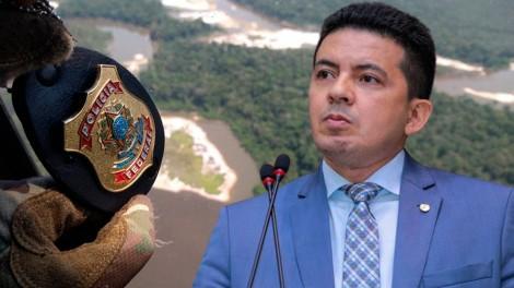 AO VIVO: Delegado Péricles desvenda as tramas políticas e a corrupção no Amazonas (veja o vídeo)