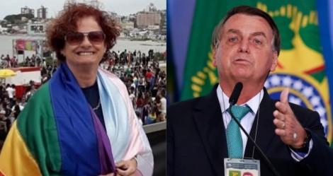 """Inconsequente, defensora LGBT da OAB diz que estupro coletivo tem """"incentivo"""" de Bolsonaro"""