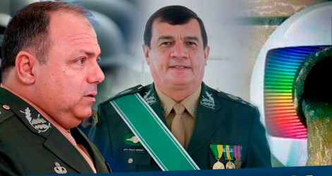 """AO VIVO: """"Mídia do ódio"""" e facções políticas atacam Forças Armadas (veja o vídeo)"""