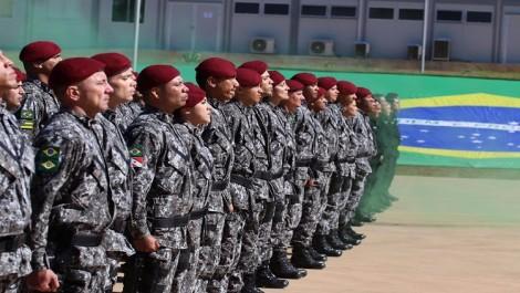 """Para acabar de vez com o """"terror"""" no AM, Força Nacional é acionada"""