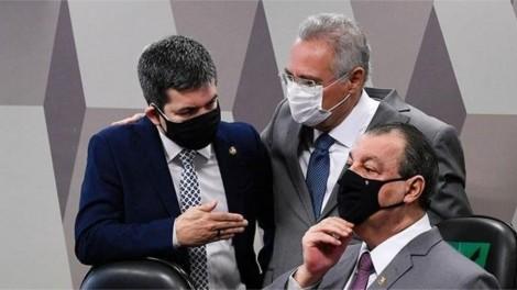 Atordoados, senadores do G7 pensam em fechar o cerco em cima de Pazuello e Mayra Pinheiro