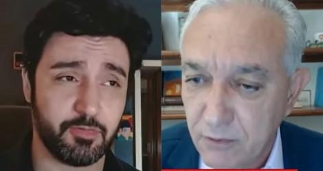 Colunista do JCO, em debate, destrói o comunismo e o comunista (veja o vídeo)