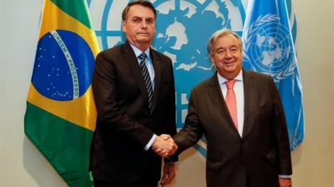 Brasil está de volta ao Conselho de Segurança da ONU