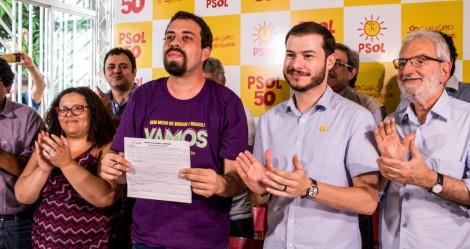 """Em escancarada hipocrisia, contrariando tudo o que prega, PSOL anuncia vaga de emprego para """"pejotista"""""""