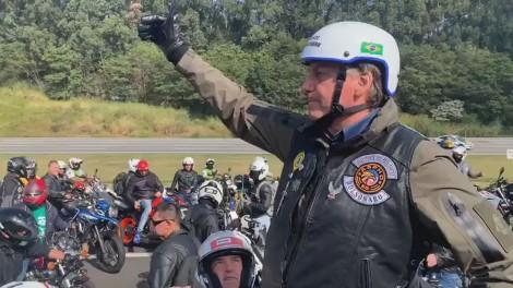 Bolsonaro anuncia mais duas motociatas (veja o vídeo)
