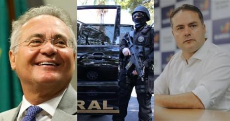PF investiga desvios de verbas para combate à pandemia em Alagoas, de Renan Filho