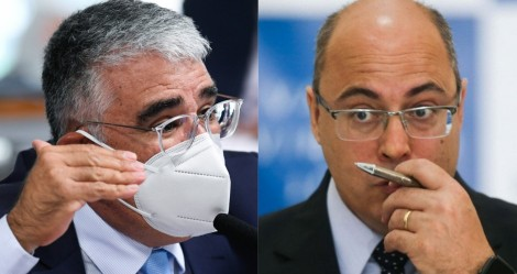 """Senador Girão sobre a CPI e a """"fuga"""" de Witzel: Escárnio e desrespeito (veja o vídeo)"""