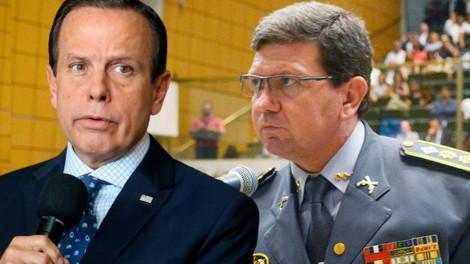 AO VIVO: Major desvenda o mecanismo da DitaDoria (veja o vídeo)