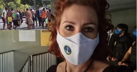 Zambelli desmoraliza grande mídia e confirma denúncia contra deputados (veja o vídeo)