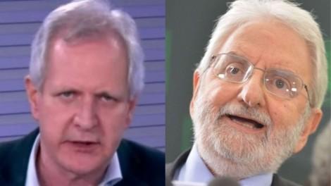 Infame, deputado do PSOL acusa Augusto Nunes de racismo e é desmoralizado em rede nacional (veja o vídeo)