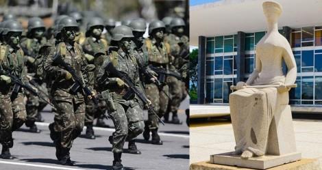 Exército rompe o silêncio e dá resposta contundente ao STF (veja o vídeo)