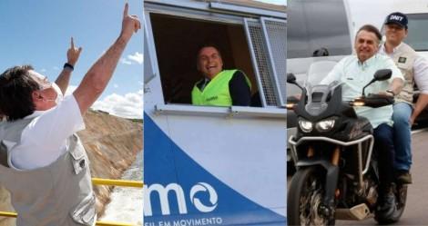 Bolsonaro acaba com a máfia da água, liberta o povo, e deixa a esquerda furiosa (veja o vídeo)