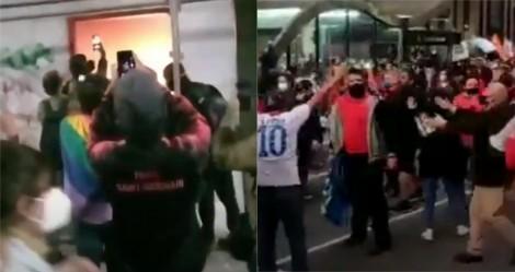 Manifestações contra Bolsonaro: Bandeiras vermelhas, rastro de violência, vandalismo e hipocrisia (veja os vídeos)