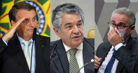 Para desespero de Renan, STF enterra mais uma narrativa e arquiva acusações de rachadinha contra Bolsonaro